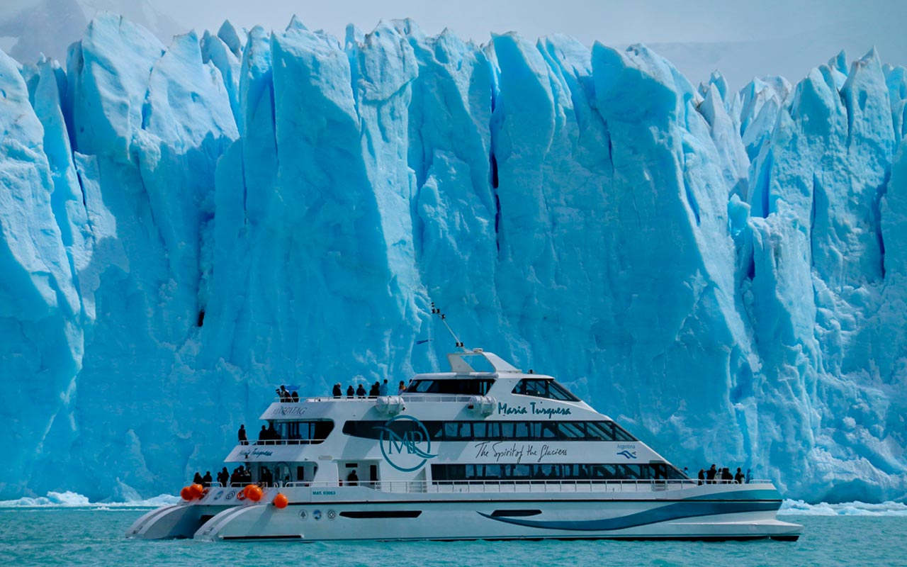 ENJOY THE SPIRIT OF THE GLACIERS IN PATAGONIA